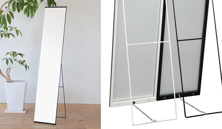 deluce | Rakuten Global Market: Stand mirror frames fold fashion ...