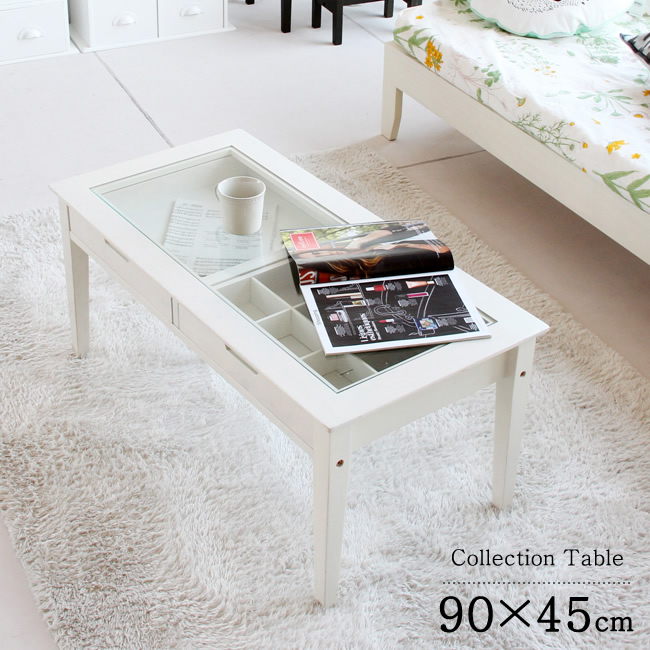 deluce: Coffee table Center table living room tables glass top table ...