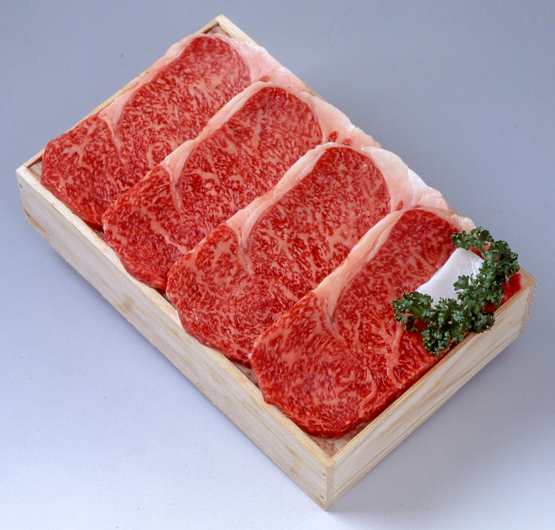 米沢牛サーロインステーキ 1枚200g #5000