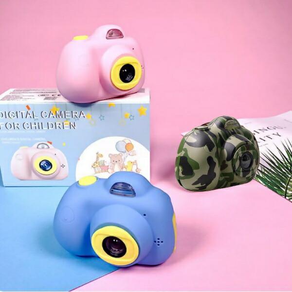 子供カメラ 800万画素 ミニカメラ 自撮り レンズ デジタルズーム 女の子 デジタルカメラ 誕生日 ギフト 贈り物 プレゼント 人気 トイカメラ 送料無料 SDカード付 全3色 公式ショップ キッズカメラ MAXEVIS 本物 おもちゃ 子供用