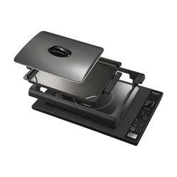 Panasonic パナソニック 【KZ-HP1100-K】KZHP1100-K 卓上 IH調理器 ホットプレート ブラック  IHホットプレート【KK9N0D18P】