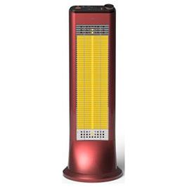 ユーイング 【US-CR900K-R】USCR900K-R 電気ストーブ【カーボンヒーター】(ざくろレッド) 【暖房器具】U・ING【KK9N0D18P】