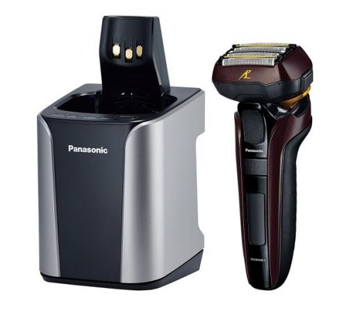 Panasonic パナソニック【ES-LV7C-T】ESLV7C-T  ブラウン ラムダッシュ [メンズシェーバー(5枚刃)] 全自動洗浄充電器付き【KK9N0D18P】