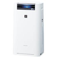 シャープ SHARP【KI-GS50-W】KIGS50-W 加湿 空気清浄機 (ホワイト系) 高濃度プラズマクラスター25000搭載【KK9N0D18P】
