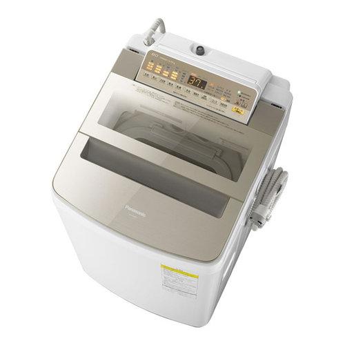 Panasonic パナソニック【NA-FW80S5-N】NAFW80S5-N  シャンパン [全自動 洗濯乾燥機 (洗濯8.0kg・乾燥4.5kg)] 【KK9N0D18P】