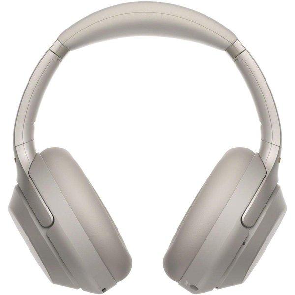 ソニー  SONY【WH-1000XM3-S】WH1000XM3-S ワイヤレス ステレオ ヘッドセット プラチナ シルバー【KK9N0D18P】