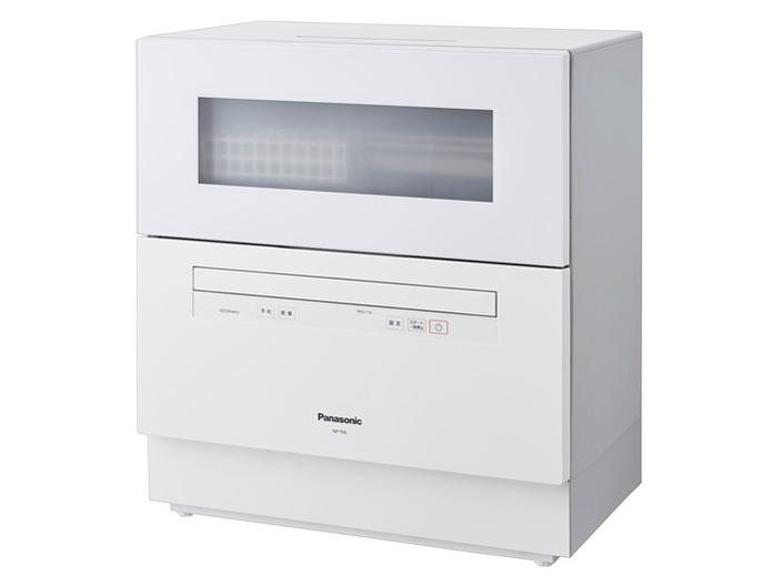 Panasonic パナソニック【NP-TH2-W】 NPTH2-W 食器洗い乾燥機 ホワイト エコナビ【KK9N0D18P】