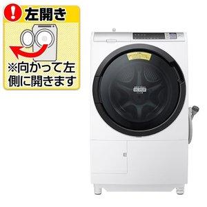 HITACHI 日立【BD-SV110AL-W】BDSV110AL-W ビッグドラム スリム ドラム式 洗濯乾燥機 (11.0kg) 左開き ホワイト【KK9N0D18P】
