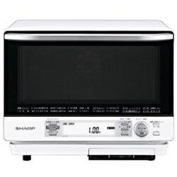 SHARP シャープ【RE-V100A-W】REV100A-W 過熱水蒸気オーブンレンジ ・31L・「熱風コンベクション」2段調理 【KK9N0D18P】