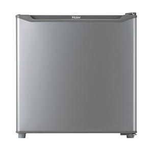 Haier 【JR-N40H-S】JRN40H-S シルバー 内容量:40リットルプライベート空間に適した容量40Lのワンドア 冷蔵庫【KK9N0D18P】