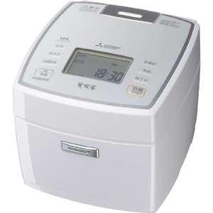 MITSUBISHI三菱電機 【NJ-VEA18-W】NJVEA18-W 炭炊釜 IH炊飯器 ピュアホワイト 1.8L(1升炊き)【KK9N0D18P】