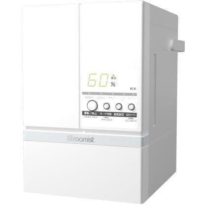 三菱重工 【SHE60SD-W】SHE-60SD-W スチーム式加湿器(木造10畳まで/プレハブ洋室17畳まで ピュアホワイト) roomist(ルーミスト)【KK9N0D18P】