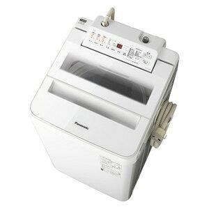 【送料無料】北東北(青森県 岩手県 秋田県)・北海道・沖縄・離島は大型のため発送できません。 Panasonicパナソニック【NA-FA70H7-W】NAFA70H7-W  全自動 洗濯機 7.0kg ホワイト【KK9N0D18P】
