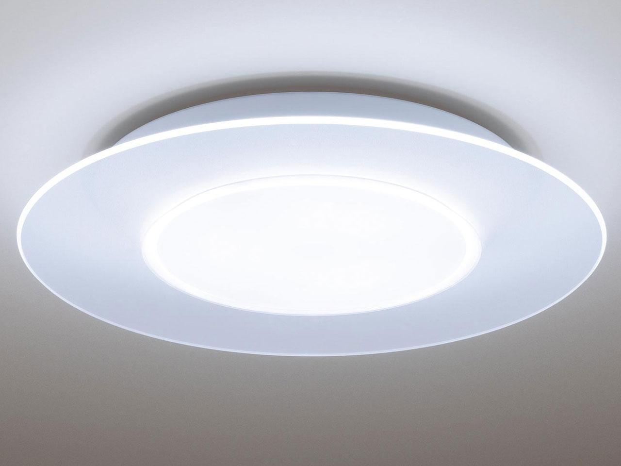 Panasonic パナソニック【HH-CE1080A】 HHCE1080A LEDシーリングライト リモコン付 ~10畳用 調光・調色 【KK9N0D18P】