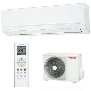 TOSHIBA 東芝【RAS-F221M-W】RASF221M-W 2.2kW ホワイト [おもに6畳用 /100V] エアコン【KK9N0D18P】