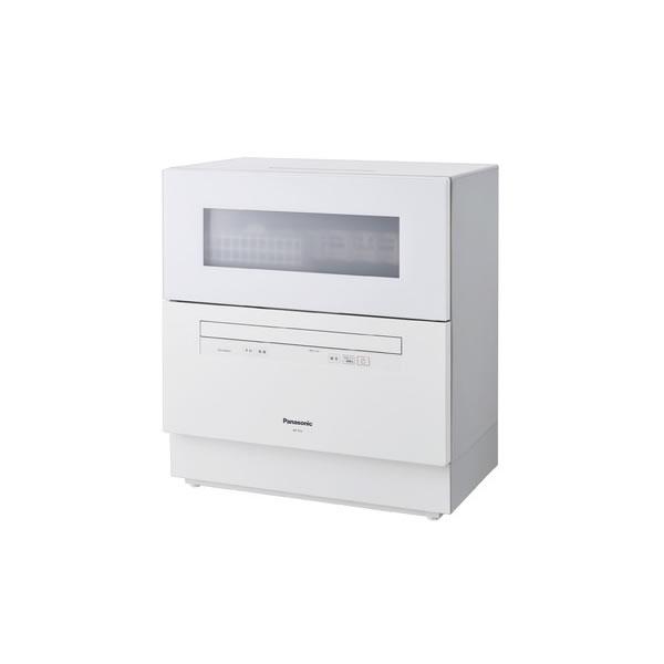 パナソニック 食器洗い乾燥機 エコナビ NP-TH3-W