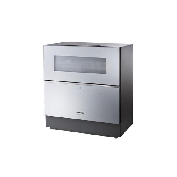 パナソニック 食器洗い乾燥機 ナノイーXでさらに清潔 エコナビ NP-TZ200-S