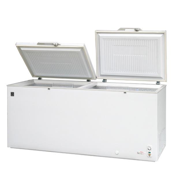 レマコム 冷凍ストッカー 560L 急速冷凍機能付 RRS-560