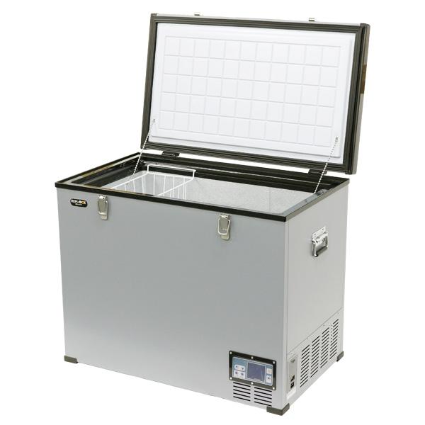 レマコム 車載用 冷凍ストッカー 業務用 115L 車用 冷凍庫 RPT-115FS