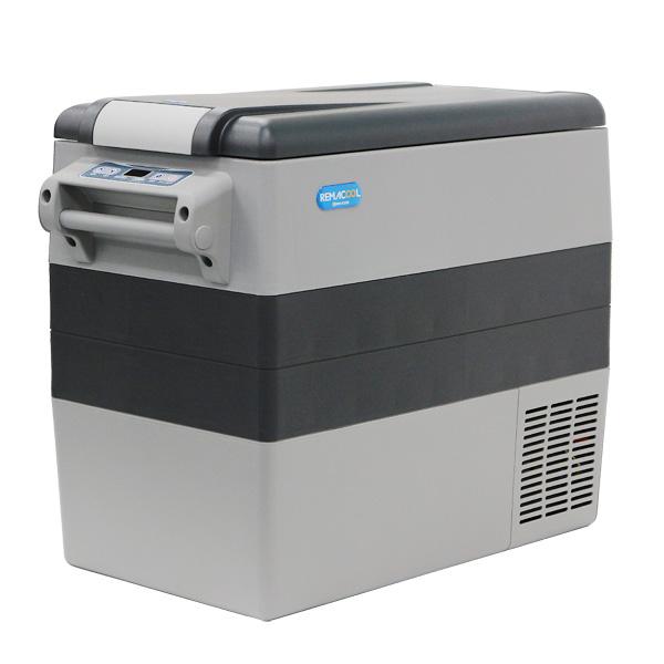 レマコム 車載用 冷凍冷蔵ストッカー 業務用 52L 車用 冷凍冷蔵庫 RPT-52RFS