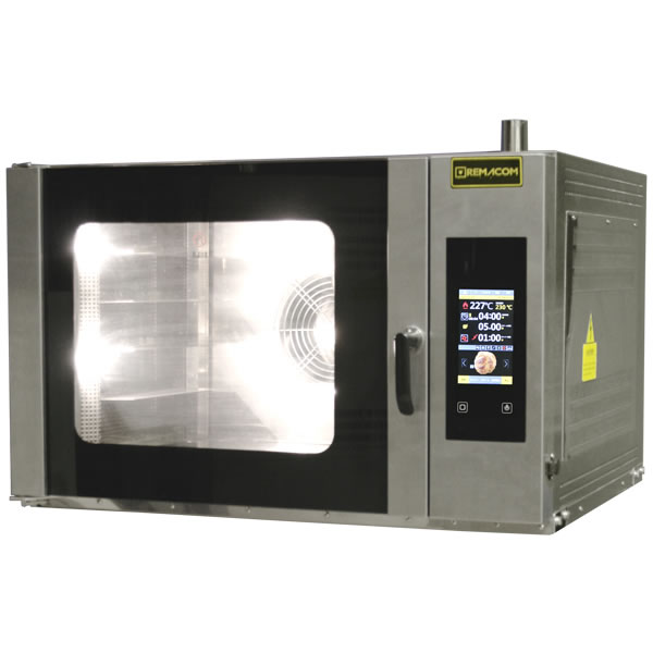 レマコム ベーカリーコンベクションオーブン 天板横1枚差(5段) RCOS-5C