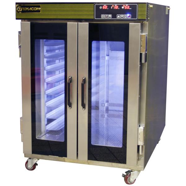 レマコム ホイロ(発酵機) LED仕様 天板横2枚差(8段) RPF-16W