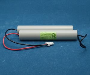 三菱電機製 6N23AA | 誘導灯 | 非常灯 | バッテリー | 交換電池 | 防災