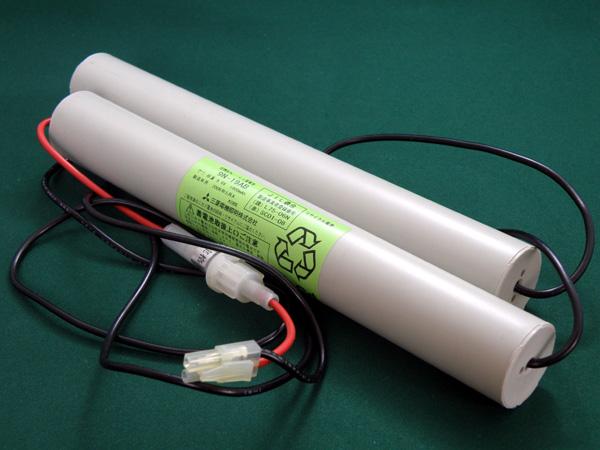 三菱電機製 9N19AB   誘導灯   非常灯   バッテリー   交換電池   防災