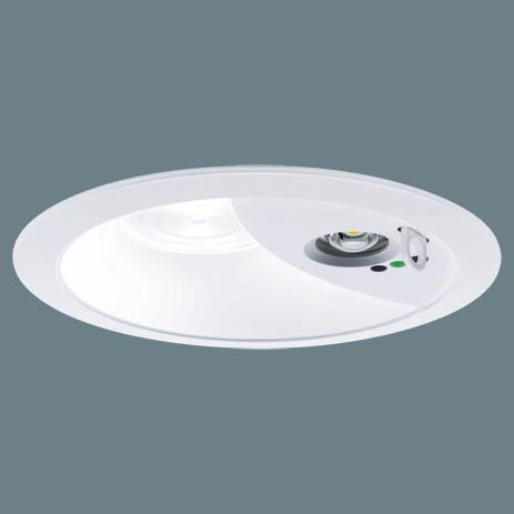 XNG0660WN LE9 パナソニック LEDダウンライト非常用照明器具 一般型 (昼白色) ビーム角50° LED60形 埋込穴φ150