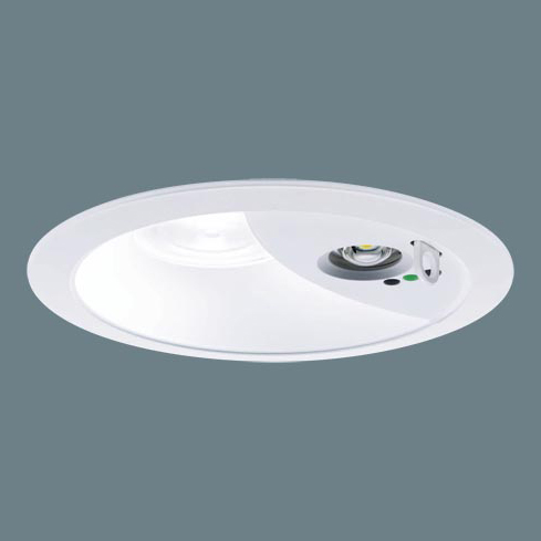 XNG1060WW LE9 パナソニック LEDダウンライト非常用照明器具 一般型 (白色) ビーム角50° LED100形 埋込穴φ150