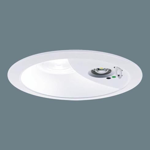 XNG1061WW LE9 パナソニック LEDダウンライト非常用照明器具 一般型 (白色) ビーム角85° LED100形 埋込穴φ150