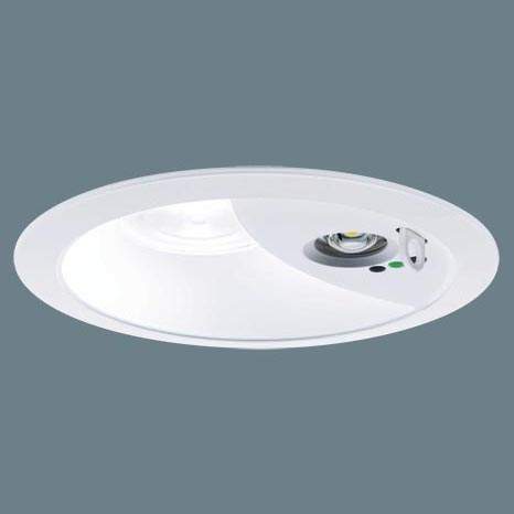 XNG1561WN LE9 パナソニック LEDダウンライト非常用照明器具 一般型 (昼白色) ビーム角85° LED150形 埋込穴φ150