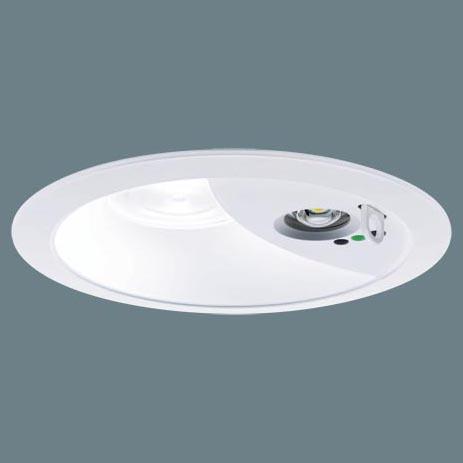 XNG2061WW LE9 パナソニック LEDダウンライト非常用照明器具 一般型 (白色) ビーム角85° LED200形 埋込穴φ150