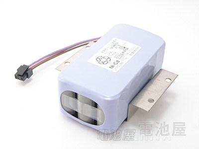 18-AA250 設備時計用バッテリー 交流式アウトドアクロック駆動器 APX-100 用バッテリー(抑え金具付き)