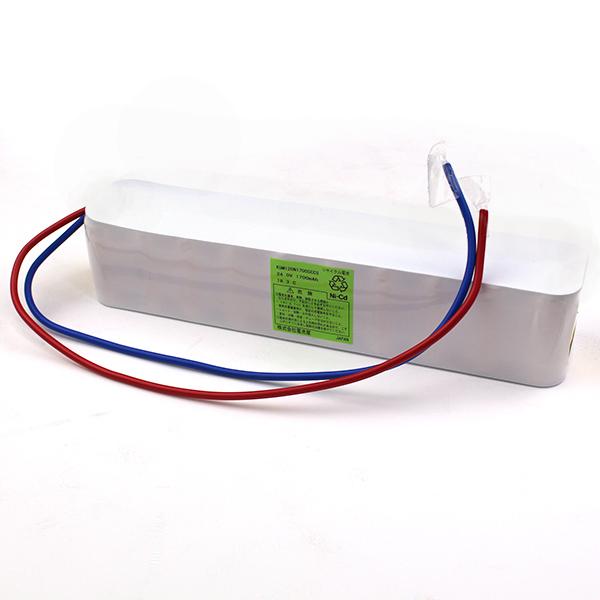 20N-1700SCC 相当品(同等品) ※組電池製作バッテリー 昇降機用バッテリー 等用 24V1700mAh