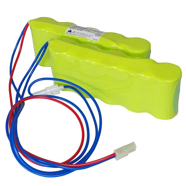 2-5NR-D-SEB相当品(同等品) | 誘導灯 | 非常灯 | バッテリー | 交換電池 | 防災<年度シール付き>【受注品2~3週間】