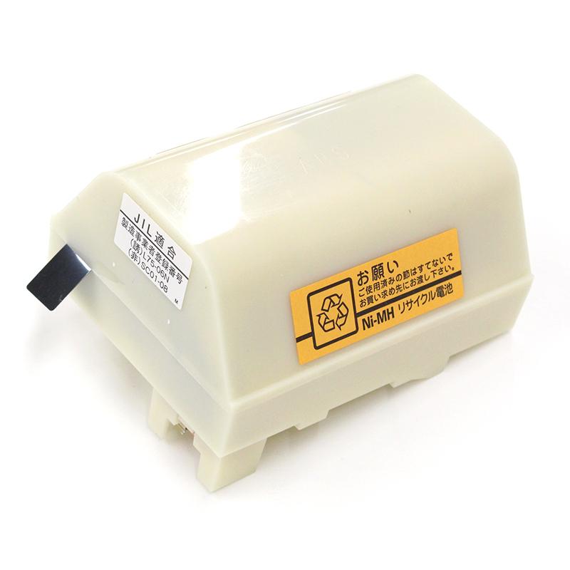 【メーカー欠品中 次回生産未定】3H30JA 三菱電機製(3H-30JA) 3.6V3000mAh | 誘導灯 | 非常灯 | バッテリー | 交換電池 | 防災 [SOU]