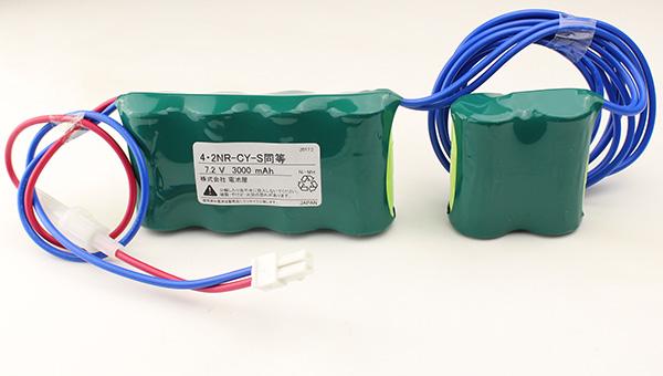 【4月おすすめ】4・2NR-CY-SB相当品(同等品) | 誘導灯 | 非常灯 | バッテリー | 交換電池 | 防災<年度シール付き>