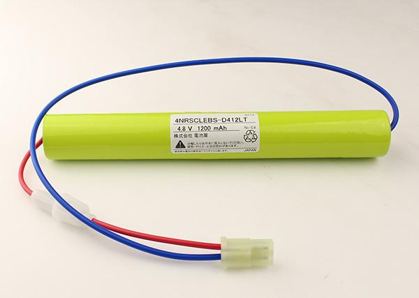 4NR-SC-LEB相当品(同等品)   誘導灯   非常灯   バッテリー   交換電池   防災<年度シール付き>【4月おすすめ】