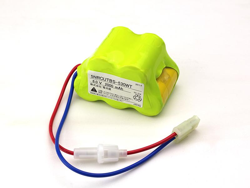 5NR-CU-TB相当品(同等品)   誘導灯   非常灯   バッテリー   交換電池   防災<年度シール付き>【7月おすすめ】