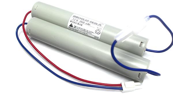 【5月おすすめ】6NR-CH-2LA相当品(同等品) | 誘導灯 | 非常灯 | バッテリー | 交換電池 | 防災<年度シール付き>