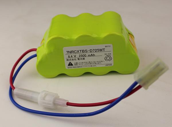 7NR-CX-TB相当品(同等品) | 誘導灯 | 非常灯 | バッテリー | 交換電池 | 防災