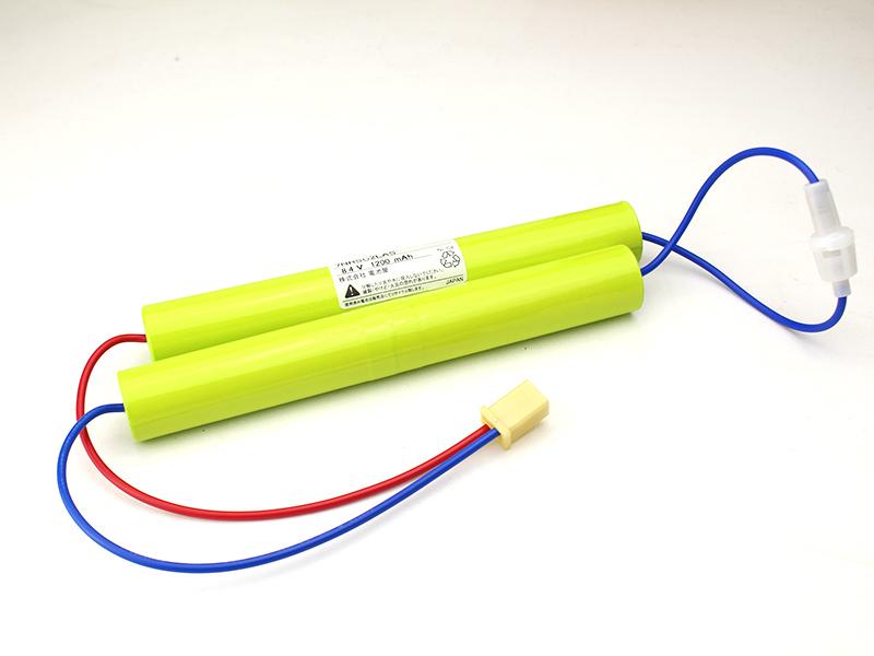 7NR-SC-2LA 相当品(同等品) 8.4V1.2Ah | 誘導灯 | 非常灯 | バッテリー | 交換電池 | 防災