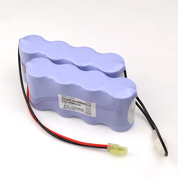9N40EA相当品(同等品) 9.6V4000mAh | 誘導灯 | 非常灯 | バッテリー | 交換電池 | 防災
