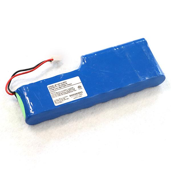 BT-00012-2R5H相当品(同等品) 1H2VE型 ニッケル水素 12V2500mAh リード線切りっぱなし (NRC1806)