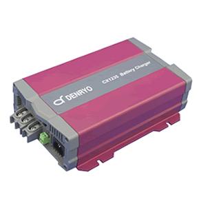CX1235 電菱 バッテリ充電器 <CXシリーズ>【キャンセル返品不可】【電池屋の日対象】