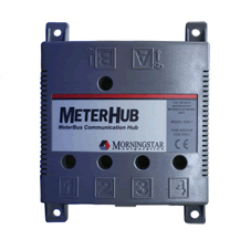 HUB-1 電菱 メーターハブ(TriStar, ProStar MPPT等用) <太陽電池充放電コントローラオプション>【電池屋の日対象】