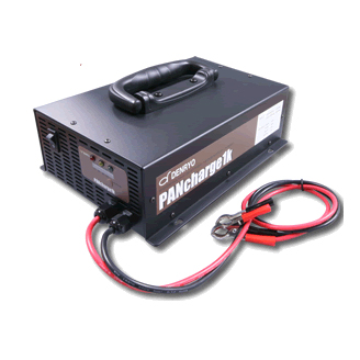 PANcharge1k 電菱 マルチ電圧対応バッテリ充電器【キャンセル返品不可】