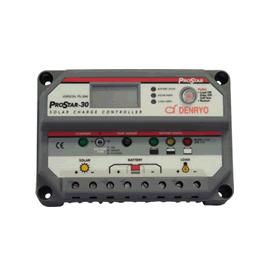 PS-30M 電菱 太陽電池充放電コントローラ (PWM充電方式) <ProStarシリーズ>【電池屋の日対象】