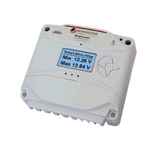 PS-MPPT-25M 電菱 太陽電池充放電コントローラ (MPPT充電方式) <ProStarシリーズ>【電池屋の日対象】